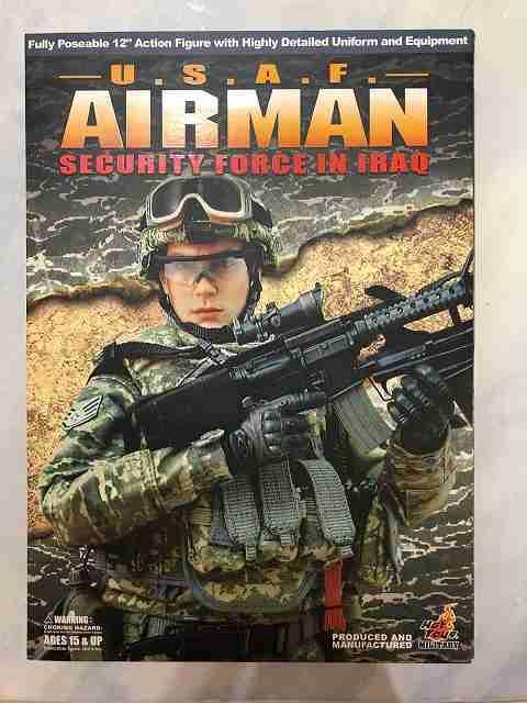 U.S.A.F. AIRMAN