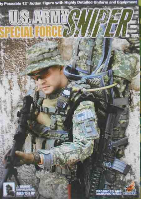 U.S.ARMY  SNIPER