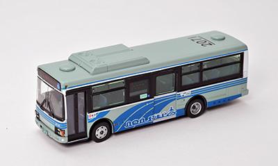 関東鉄道 いすゞエルガミオ ノンステップバス JH030 1/80