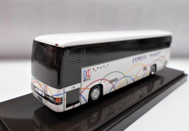 関東バス旧やまと号 日野ブルーリボン アドウィング社(レジン製)