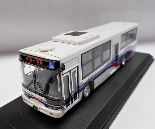 沿岸バス 三菱エアロスター アド・ウィング 社(ダイキャスト製)