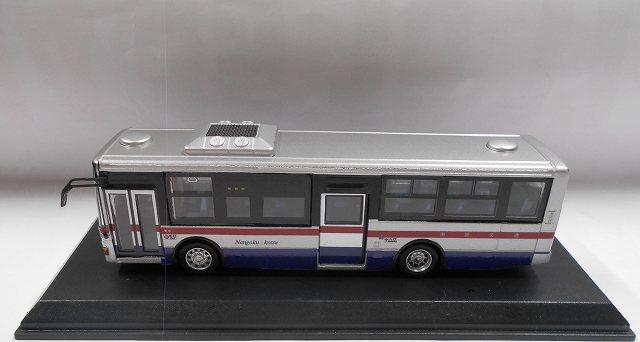 南国交通 三菱新型エアロスター アドウィング社(ダイキャスト製)