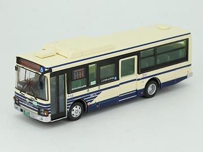 名古屋市交通局 いすゞエルガミオ ノンステップバス JH007 1/80
