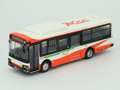 関越交通 日野レインボーⅡノンステップバス JH006 1/80