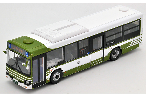 広島電鉄バス いすずエルガ LV-N139B 1/64