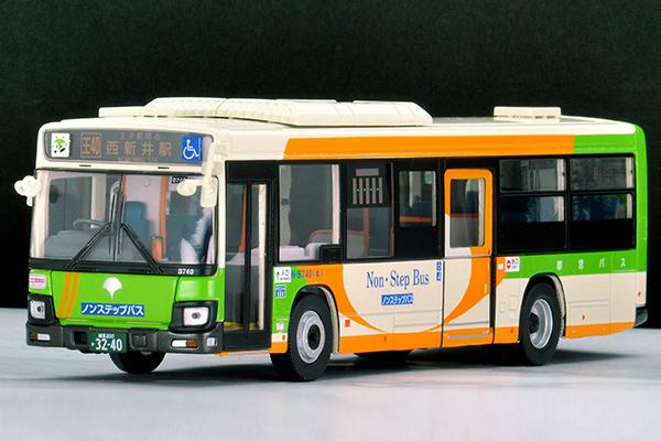 東京都交通局バス いすゞエルガ LV-N139g
