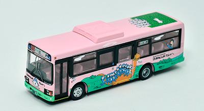 南部バス 11ぴきのねこラッピングバス1号車 JH028 1/80