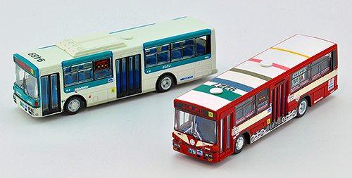 西鉄バス北九州 2台セットA 1/150