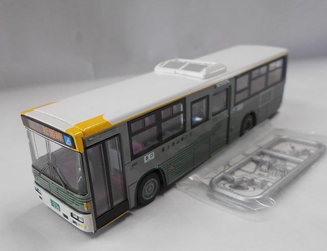 富士急行一般路線バス ワンマイル製 1/80