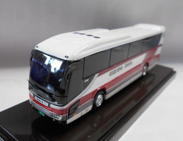 北海道中央バス 日野セレガHD アドウィング社(プラスティック製)