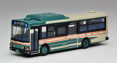西武バス いすずエルガミオ ノンステップバス JH020 1/80