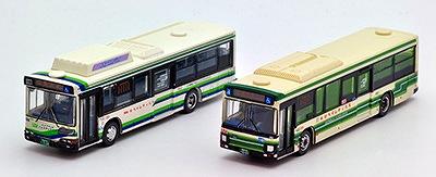 東京ベイシティー交通  新旧カラー2台セット 1/150
