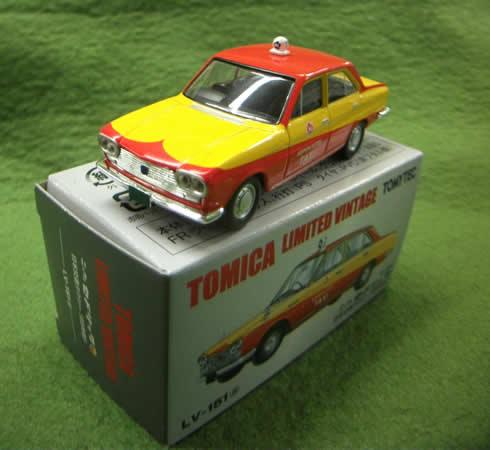 ニッサン セドリック 日本交通タクシー(65年式) Lv-151a
