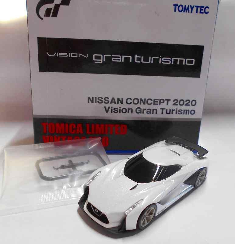 ニッサン コンセプト  2020バージョン グラン ツーリスモ(白)