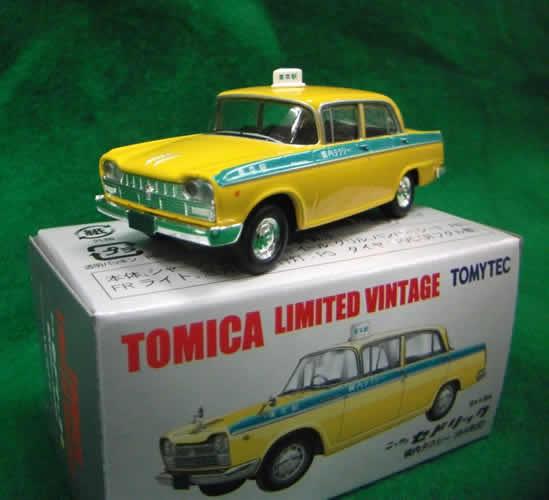 ニッサン セドリック 構内タクシー(64年式) Lv-127a