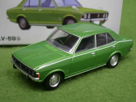 三菱ギャラン16LGS(緑) Lv-059c