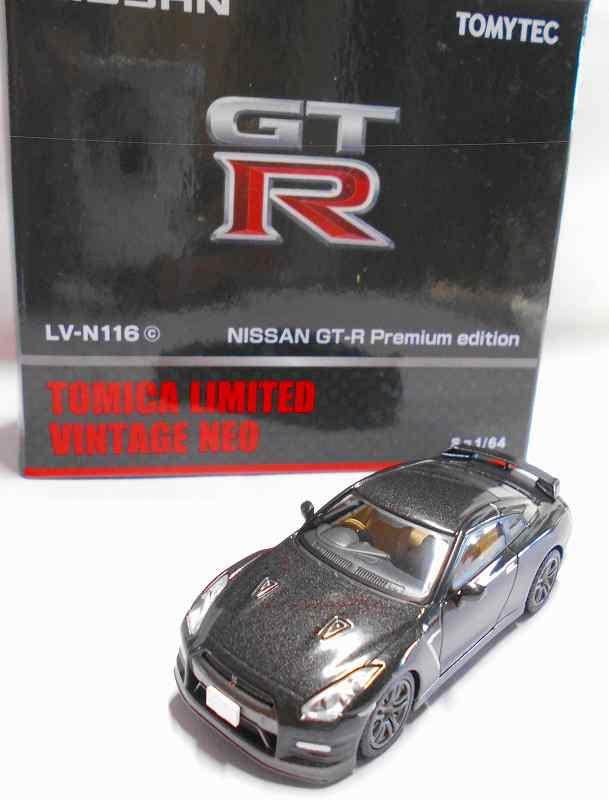 ニッサン GT-R プレミアムエディション Lv-n116c