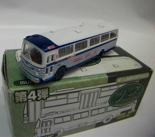 国鉄バス いすゞBU15P 「特急 東京駅」 バスコレ第4弾