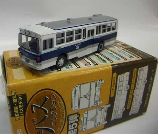 国鉄バス いすゞBU04 「岩泉」 バスコレ第5弾