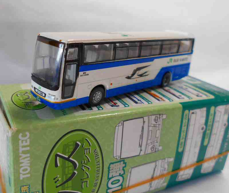 JRバス関東 日野セレガGD 「JRバス関東」 バスコレ第10弾