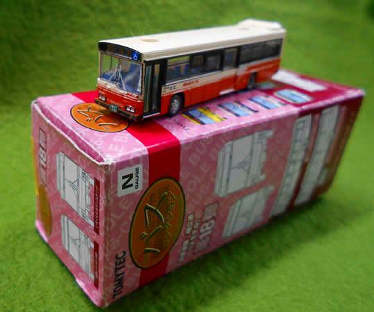 東武バス 日野レインボーHR 「川越駅」 バスコレ第18弾