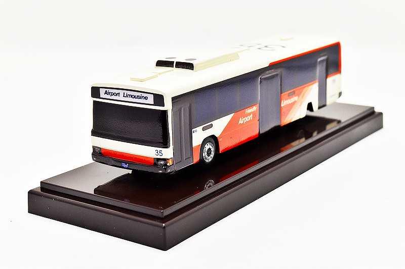 東京空港交通ランプワイドバス 日野ブルーリボンⅡ改 アドウィング社(レジン製)