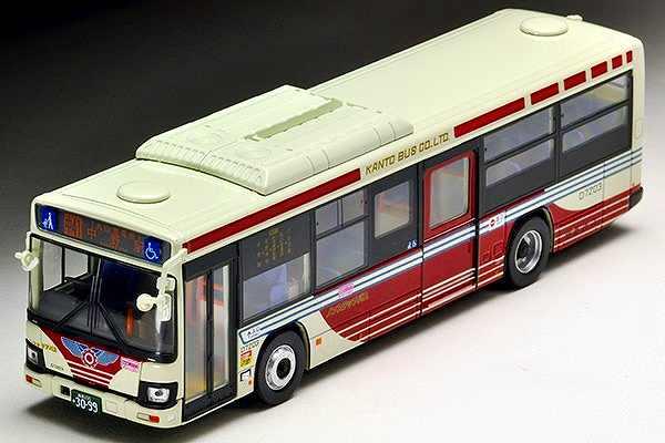 関東バス 日野ブルーリボン LV-N155B 1/64