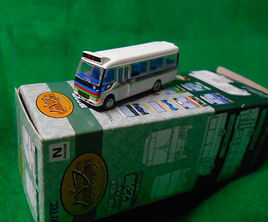 湖国バス 三菱ふそうローザSKG-BE640G 第23弾