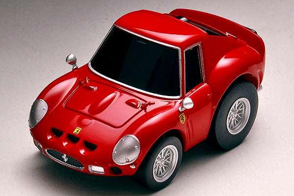 フェラーリ 250GTO (赤) チョロQ ZERO Z-65a