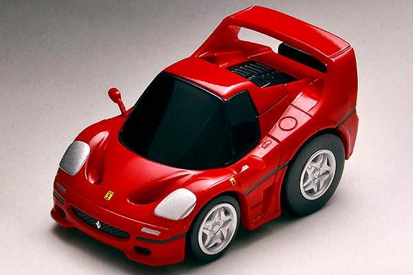 フェラーリ F50(赤) チョロQ ZERO  Z-67a