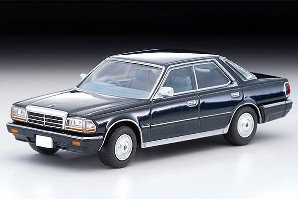 ニッサン グロリア HT V20 グランデージ 紺色(86年) N198b