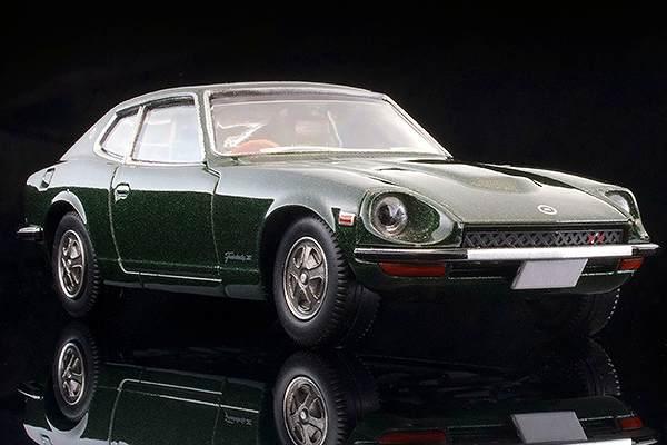 ニッサン フェアレディZ-L 2by2(77年)緑 N41c