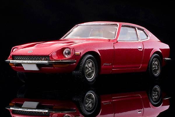ニッサン フェアレディZ-L 2by2(77年)赤 N41d