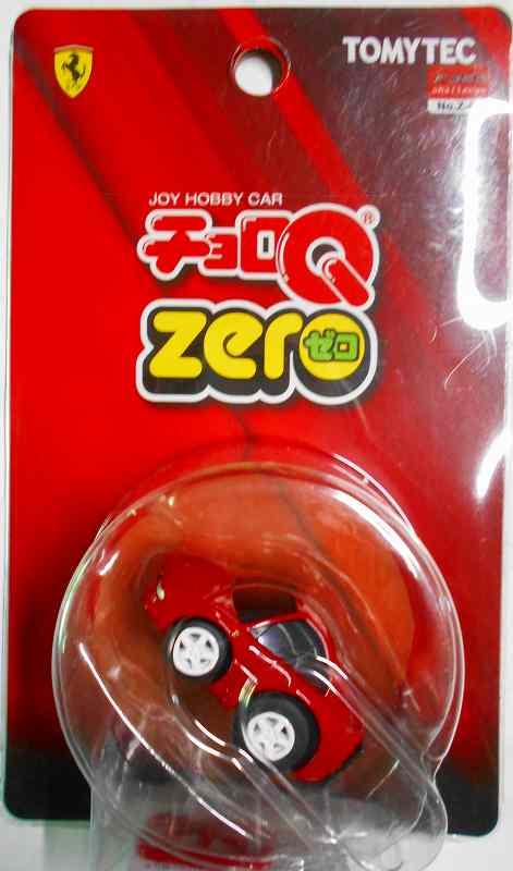 フェラーリ F355 チャレンジ(赤) チョロQ ZERO Z-69a