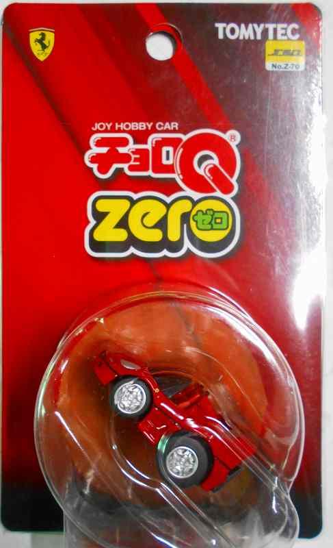 フェラーリ F50 オープンルーフ(赤) チョロQ ZERO Z-70a