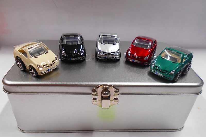 メルセデス ベンツ・Aクラス チョロQ5台セット