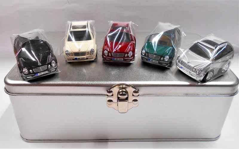 メルセデス ベンツ・Eクラス チョロQ5台セット