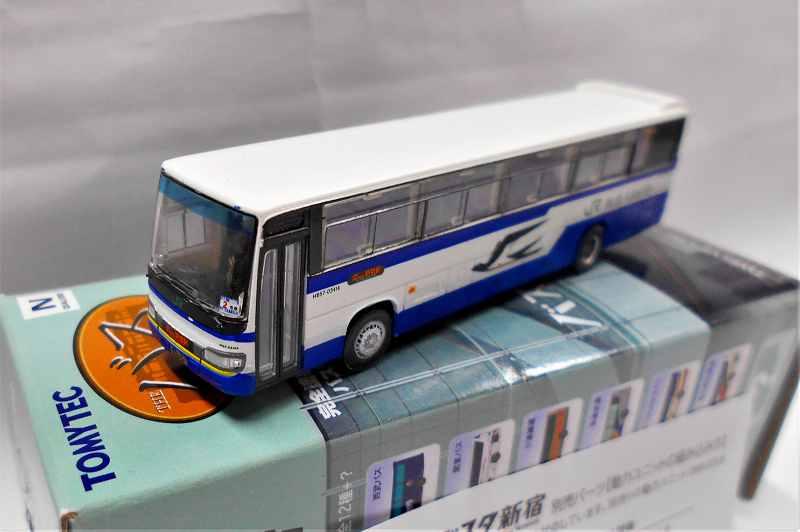 ジェイアールバス関東 (東京都渋谷区) バスタ新宿乗入れ 1 / 150 バスコレ