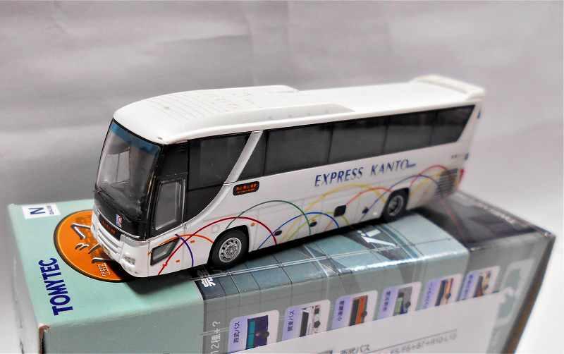 関東バス (東京都中野区) バスタ新宿乗入れ 1 / 150 バスコレ