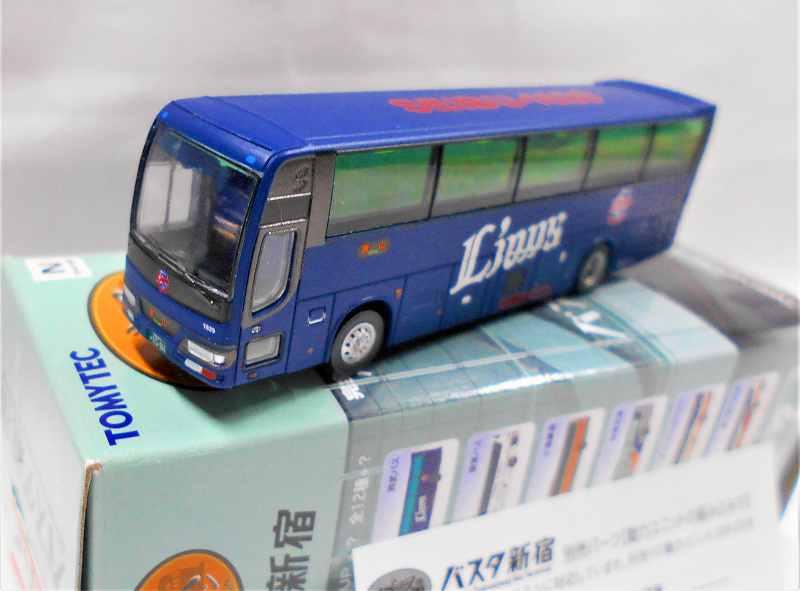 西武バス (所沢市) バスタ新宿乗入れ 1 / 150 バスコレ