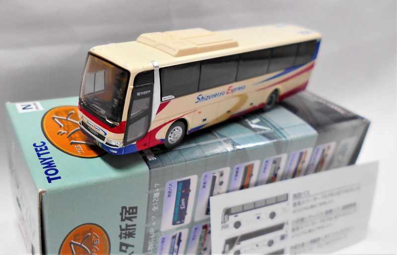 しずてつジャストライン (静岡市) バスタ新宿乗入れ 1 / 150 バスコレ
