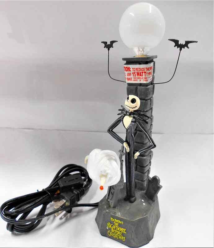ジャック の卓上ランプ NECA社製