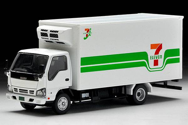 いすゞエルフ パネルバン (セブンイレブン)  N195a