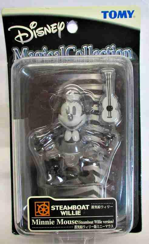 蒸気船ウィリー版 ミニーマウス ( Minnie Mouse ) from「 蒸気船ウィリー 」