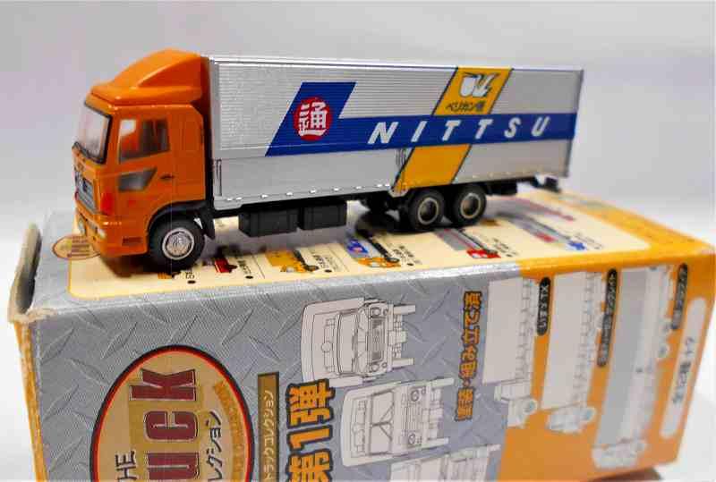 日本通運   日野プロフィア (前1軸 後2軸) トラックコレクション第1弾
