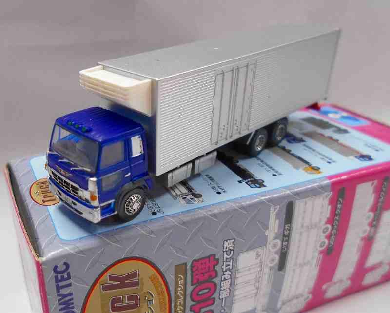 日野スーパードルフィン  冷凍車 トラックコレクション 第10弾