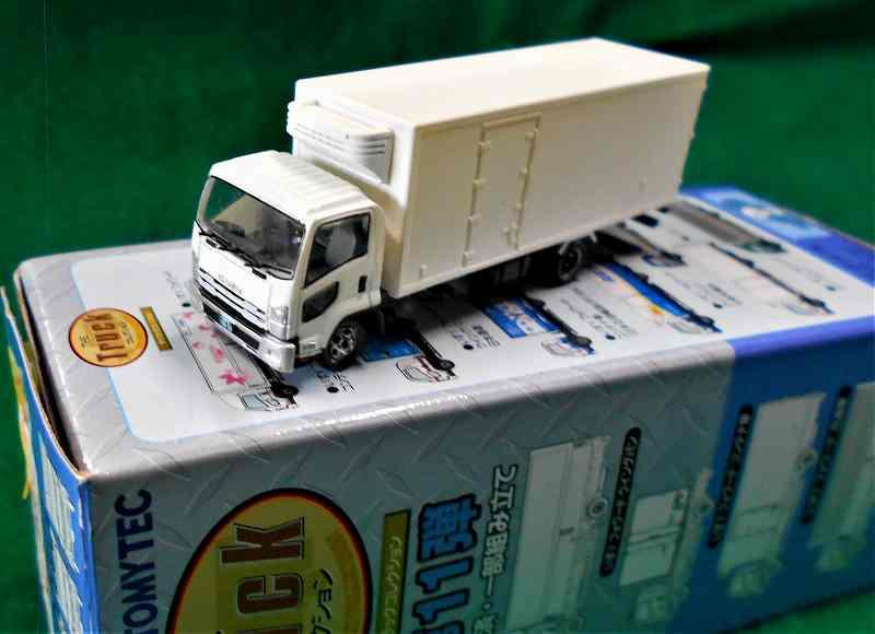 いすゞ フォワード・冷凍車 トラックコレクション 第11弾