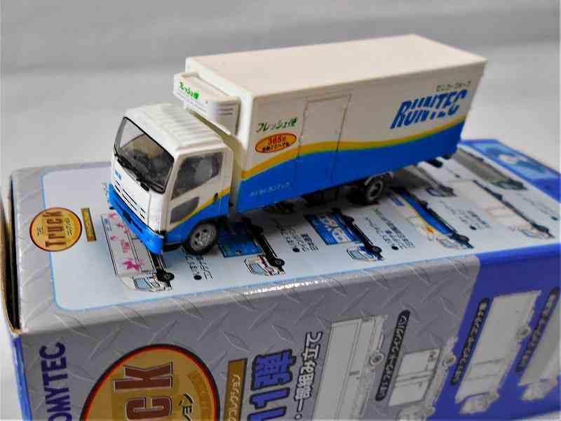 いすゞ フォワード・冷凍車 ランテック  トラックコレクション 第11弾