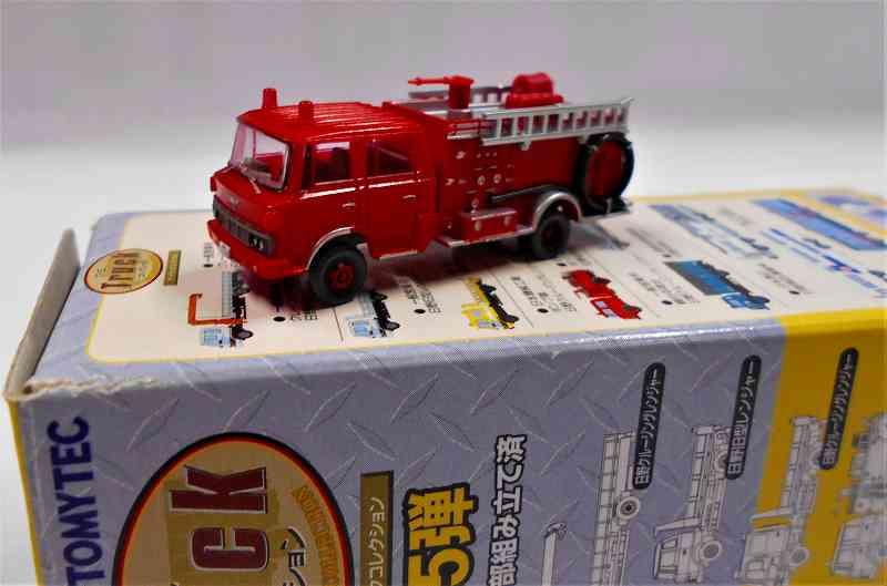 日本機械工業ポンプ車 日野旧型レンジャー トラックコレクション第5弾