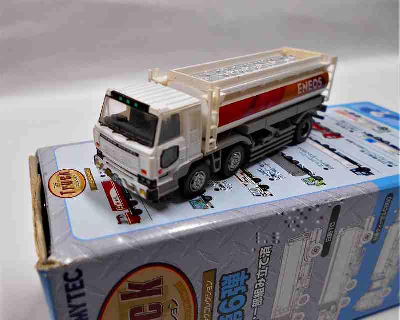 ENEOS 日産ディーゼル C800 タンクローリー トラックコレクション第6弾
